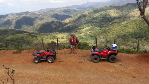Great View on the ATV Tour