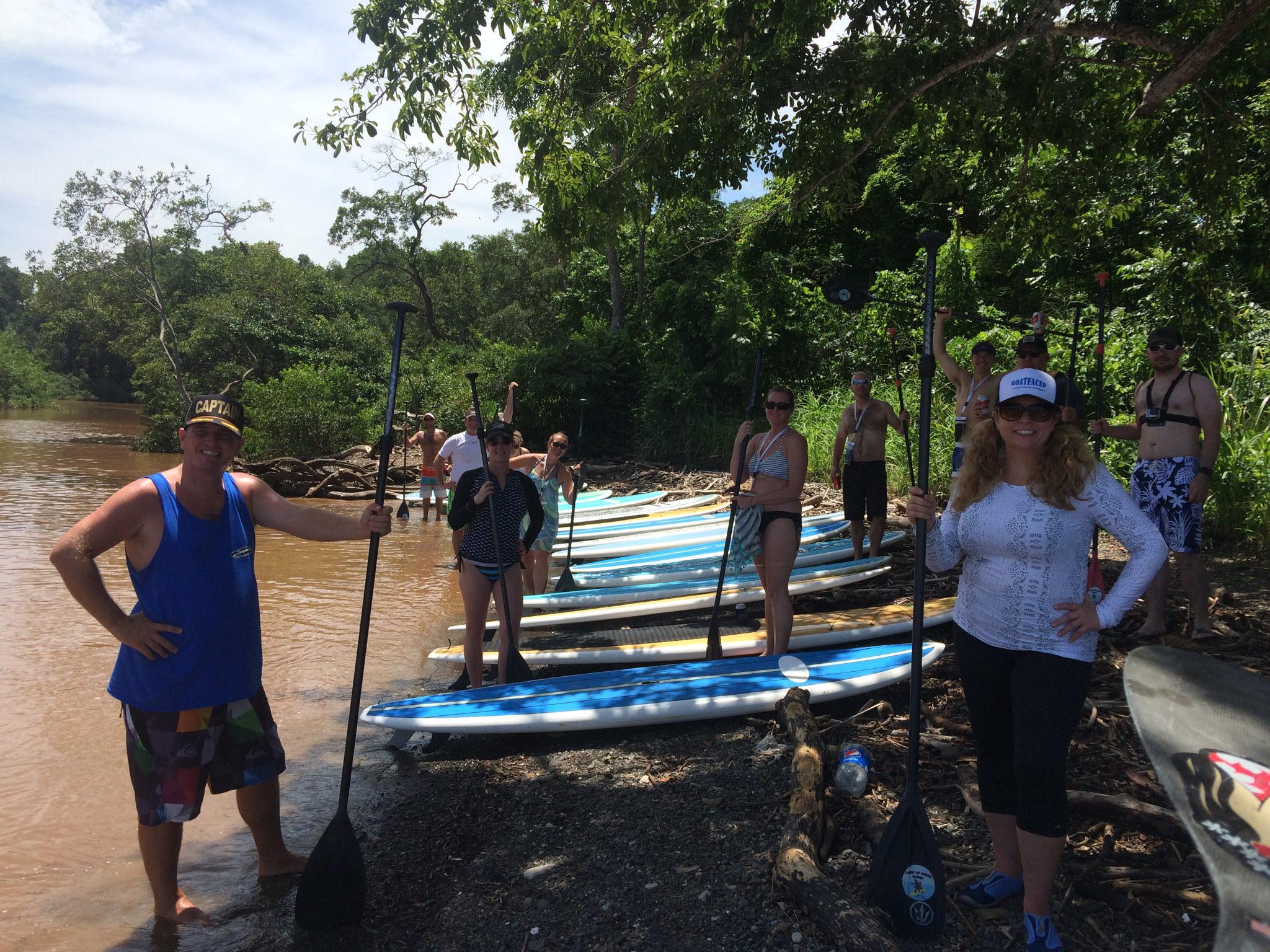 SUP Mangrove Tours