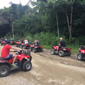 ATV Group Taking off
